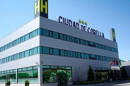Disfruta de una escapada al hotel Ciudad de Corella ¡Incluye desayuno y cena + botella de vino!