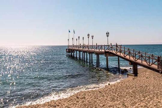 Agosto en la Costa del Sol ¡7 noches con desayuno en Málaga!