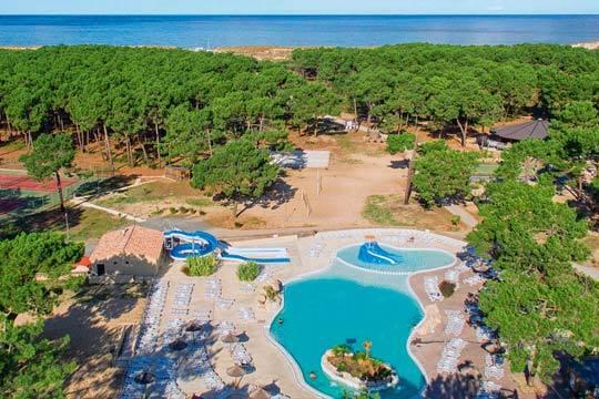 ¡Del 13 al 20 de abril escápate a Las Landas! Te alojarás en un mobil home para 6 personas en el Camping Atlantic Club Montalivet*****