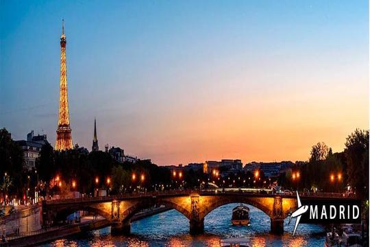 Escápate este otoño a la ciudad más romántica del mundo con este fantástico plan y pasa 3 noches inolvidables
