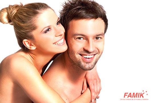 Tratamiento facial para él o para ella en Famik ¡Un regalo que seguro no espera, sorprendele!