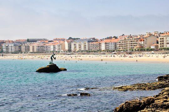 Descubre la costa gallega con una estancia de 7 noches con desayunos en el hotel Sixto ¡Cerca de Sanxenxo!