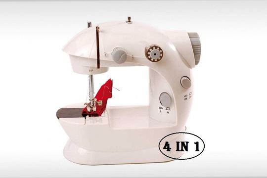 Máquina de coser portátil