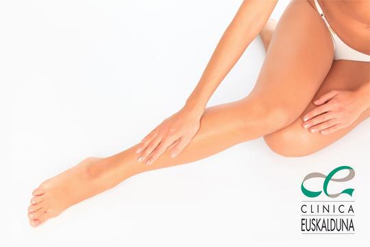 1 o 2 sesiones de láser vascular Neodimio-Yag desde 95€ para eliminar las varices y arañas vasculares ¡Válido para todo tipo de pieles, incluidas las bronceadas!