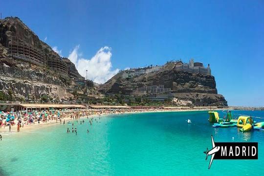 27/08 a Gran Canaria desde Madrid + 7 noches de hotel en MP