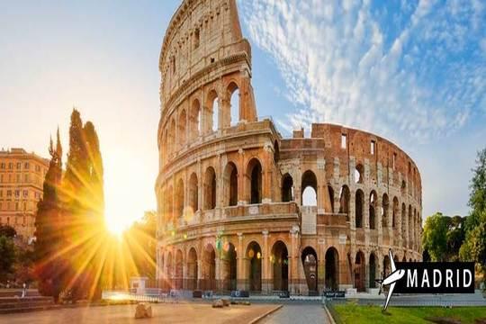 Otoño a Roma ¡Vuelo + 3 noches con desayuno en hotel!