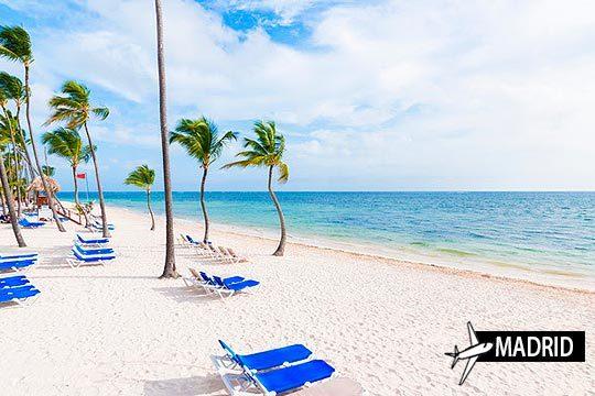Disfruta de unas vacaciones inolvidables en Punta Cana este mes de septiembre ¡Vuelo desde Madrid + 7 noches en Todo Incluido en el hotel Riu Naiboa!