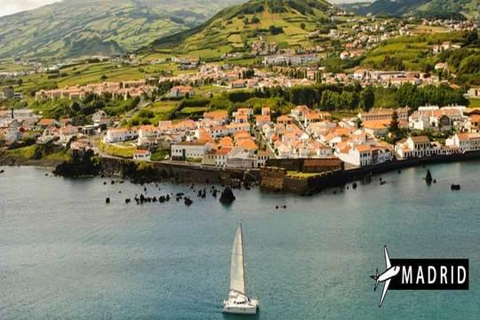Verano en Terceira: Vuelo desde Madrid + 7 noches en hotel 3*