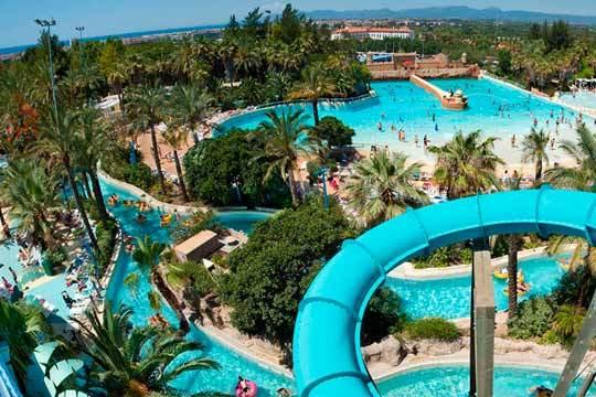 ¡No te pierdas la diversión pasada por agua en el Caribe Aquatic Park de Port Aventura! Entrada para niño y para adulto