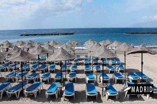 02/12 a Tenerife ¡Vuelo + 7 noches en Todo Incluido!