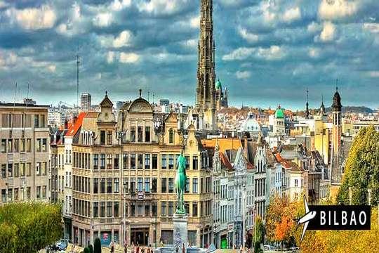 Puente de mayo a Bruselas + 3 noches AD y excursiones ¡De Bilbao!