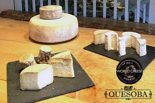 Déjate seducir por la tradición con una visita a la quesería Quesoba, cata de quesos artesanos y comida con cocido montañés ¡Todo ello en un entorno natural único!