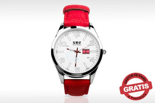 Llegarás siempre puntual con gracias a este elegante reloj de caballero 'Torino' ¡Lo recibirás cómodamente en tu casa!