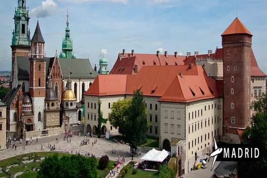 Cracovia el 28 de marzo ¡Vuelo + 5 noches + desayunos!