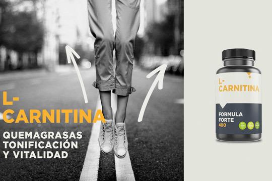 Elimina grasa de forma rápida mientras realizas ejercicio con L-Cartinina ¡Además disminuye el cansancio y mejora el rendimiento físico!