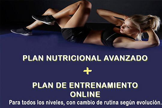 Cuida tu cuerpo de forma saludable con un plan nutricional deportivo avanzado que incluye dieta y entrenamiento