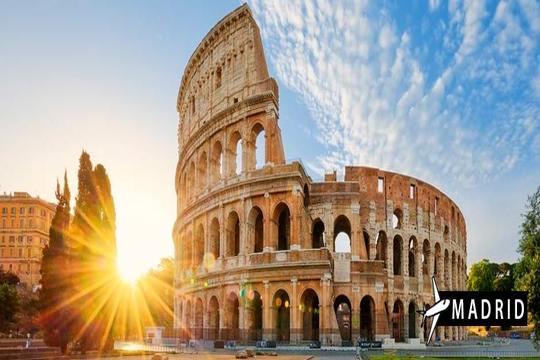 Semana Santa en Roma. Vuelo desde Madrid+ 3 noches con desayuno