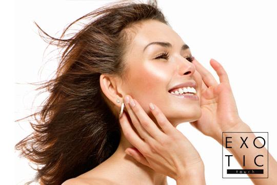 Renueva tu cutis con el nuevo peeling facial magnetic de Exotic Touch ¡Más joven y guapa!