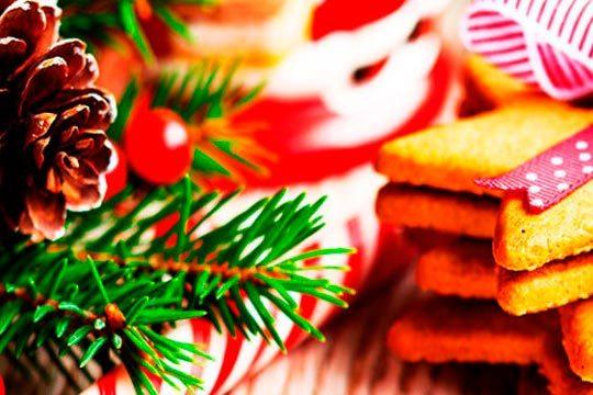 Aprende a elaborar decoraciones y elementos de repostería navideña ¡Curso online de repostería!