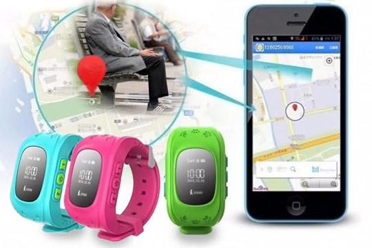 Smartwatch GPS localizador