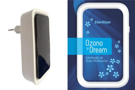 Estelirizador de ozono