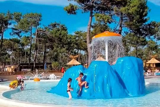 Disfruta de unas vacaciones en las Landas con 4 o 5 días en el camping Atlantic Club Montalivet 5*