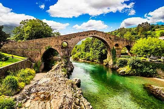 Disfruta de una escapada a Asturias en el puente de octubre ¡3 noches con desayunos en hotel Peña Santa en plena naturaleza!