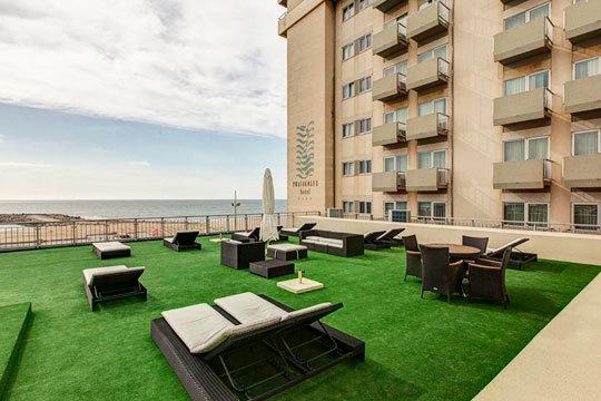 ¡Portugal y sus bonitas playas te esperan este mes de agosto! 7 noches de alojamiento con desayunos en el Hotel Praia Golfe****