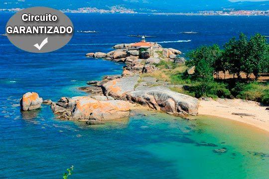 ¡En el puente de diciembre no te quedes en casa! Precioso circuito por Galicia + excursiones en autocar