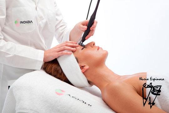 ¡Descubre la Radiofrecuencia facial o corporal! Exclusivo tratamiento Indiba facial en Nuria Espinosa Estilistas