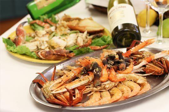 Mariscada de lujo para 2 personas en Taberna Puerto Chico ¡Disfruta de marisco de calidad en el centro de Vitoria!
