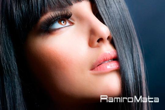 Tratamiento completo de keratina para melenas en la peluquería Ramiro Mata ¡Reduce el encrespamiento y aporta luminosidad permanente!