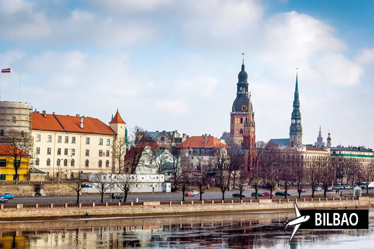 ¡Viaje completo en Semana Santa! Visita las capitales bálticas con estancia de 4 noches en diferentes hoteles