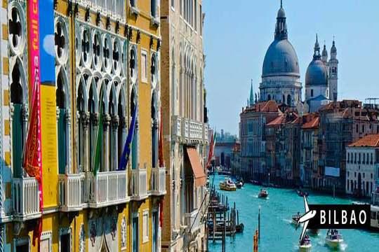 Venecia en marzo y abril ¡Vuelo de Bilbao + 3 noches + desayuno!