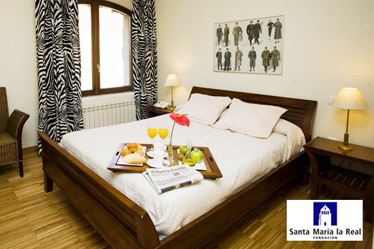 Descubre la tranquilidad y el relax en Santa María La Real El Molino, en Salinas de Pisuerga ¡Elige entre 1 o 2 noches con opción a cena y visita guiada al monasterio!