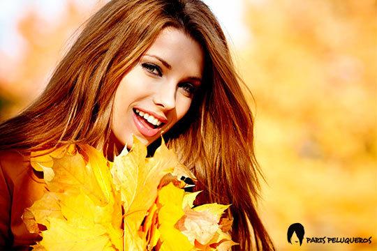 En Paris Peluqueros te ofrecen todo lo necesario para que cambies de imagen este otoño: Lavado, corte, tinte, peinado...