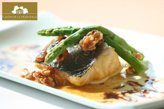 Come todo los platos que quieras con en el Restaurante del Hotel Casón de la Marquesa ¡como auténticos marqueses!