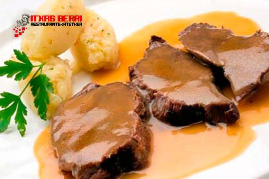 Delicioso menú de 4 sabores en Itxas Berri ¡Tradición y modernidad!