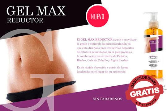 Consigue el vientre plano siempre soñado gracias al GelMAX Reductor ¡Perfecto para la operación bikini!