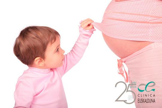 Ecografía 4D en la Clínica Euskalduna con fotografías y DVD ¡Para que veas a tu bebé en directo!