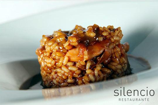Menú degustación de 5 platos ¡Con secreto ibérico y risotto! (Egia)