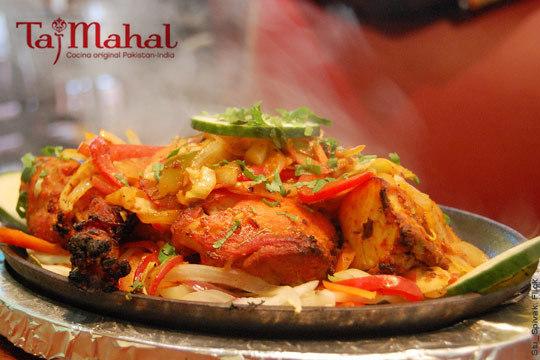 Degusta la auténtica cocina india en el Restaurante Taj Mahal (Egia)