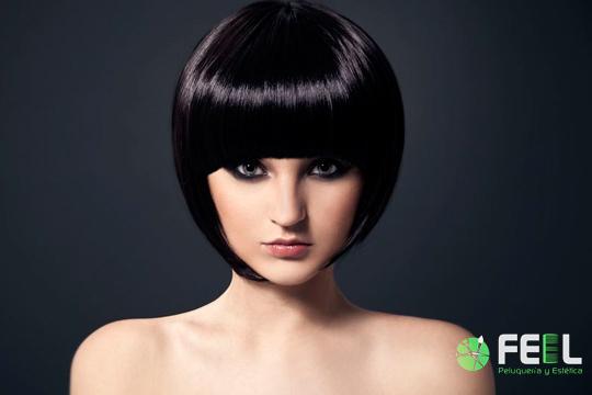 Dale vida a tu cabello y cambia de look con una sesión en Feel Peluquería con color, corte y peinado