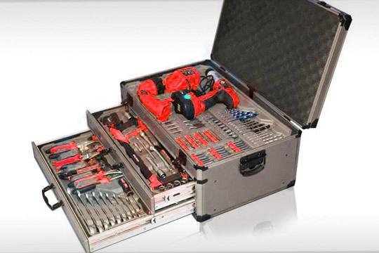 Colectivia productos colectivia malet n de - Maletin de aluminio para herramientas ...