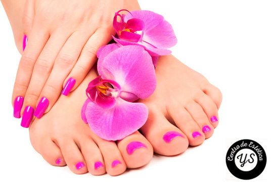 Luce unas manos y unos pies bonitos y cuidados con la pedicura y manicura permanente de Yunia Sauquet Estilistas