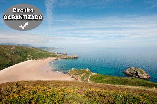 Recorre los mejores lugares de Asturias con este circuito de 7 días por Oviedo, Gijón, Covadonga y mucho más ¡Varias fechas en junio y salidas desde Bilbao, Donostia, Vitoria, Santander y  Pamplona!
