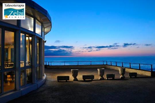 Noche con desayuno bufé y circuito en Talasoterapia Zelai ¡Relájate en la costa de Zumaia!