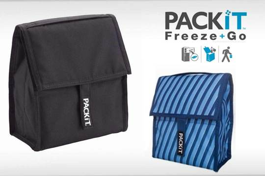 Bola nevera Pack It sin placas de hielo