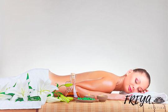 Elimina las células muertas e hidrata tu piel con vainilla en Freya Estetika ¡Incluye además masaje relajante final!