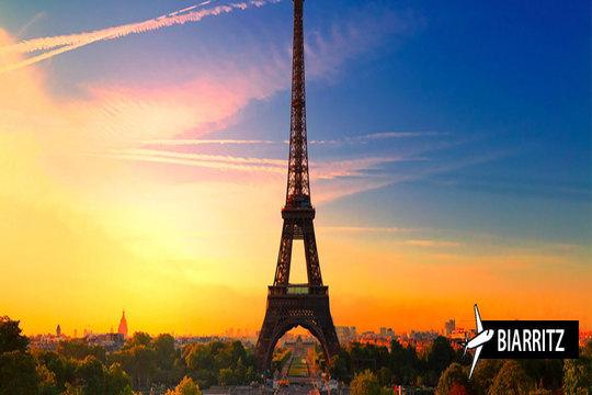 ¡Descubre con el encanto de París! Vuelo + 3 noches con desayunos en habitación doble en el hotel Abrial o similar